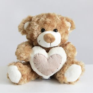 Olle Love Teddy Bear Brown